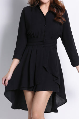 Front Button Playsuit 9972
