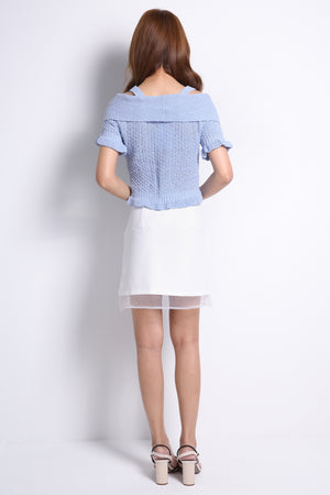 Layer Knit Top 9998