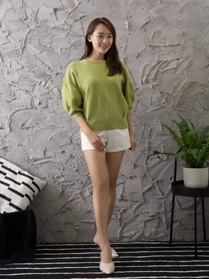 Basic Knit Top 11355