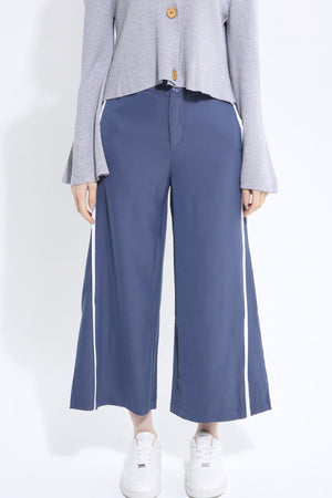 Stripe Pant 1353 - ample-couture