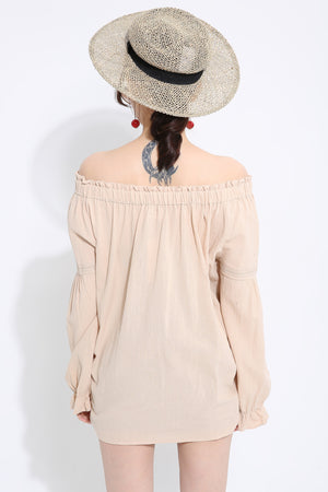 Off Shoulder Top 1430 Tops