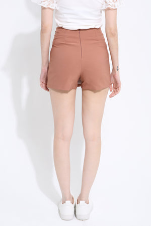 Lacing Skirt Pant 1411 - Ample Couture