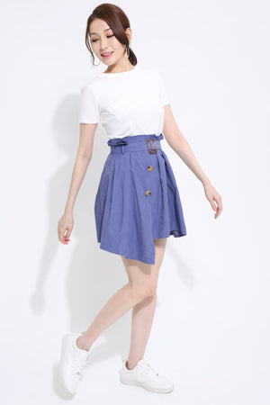 Button Skirt 1432
