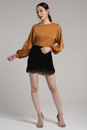 Cotton Oversized Top 2123