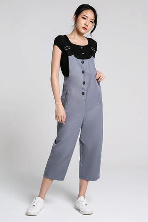 Button Jumpsuit 2187