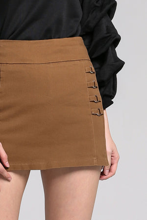Short Skirt Pants 2241
