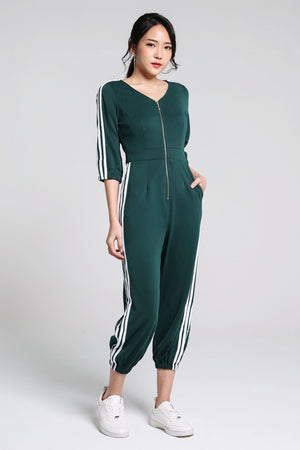 Zip Jumpsuit 2249