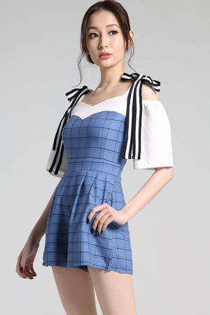 Checker Playsuit 2271