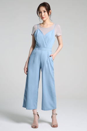 Denim Jumpsuit 2277