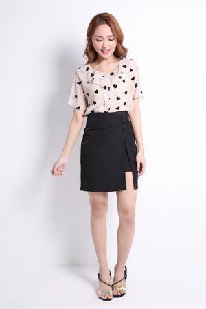 Polka Love Top 9351A