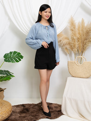Tie Up Blouse 11425
