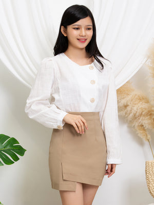 Front Button Top 11427