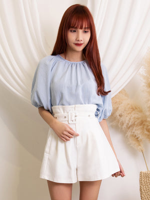 Puff Sleeve Top 11430