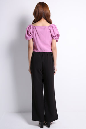Puff Sleeve Top 9465