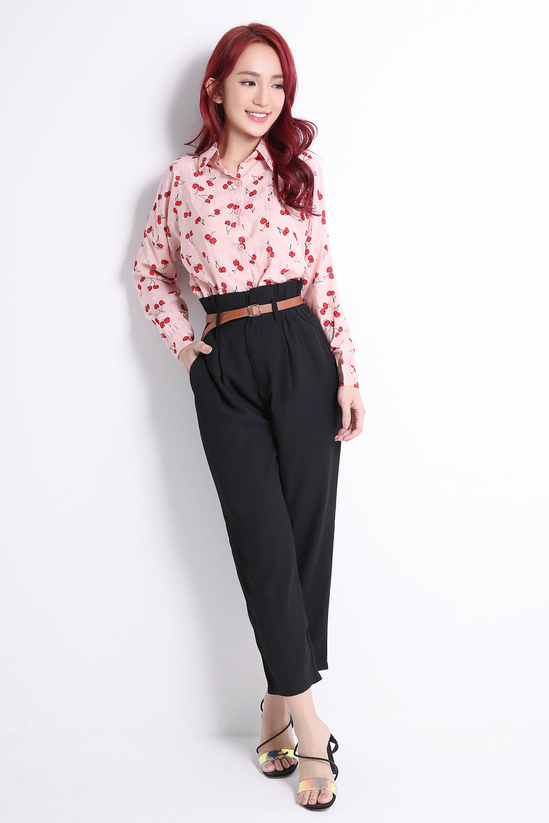 Cherry Blouse 10724A