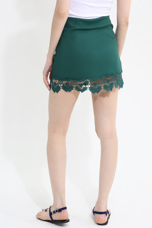 Lace Skirt 1106 - ample-couture