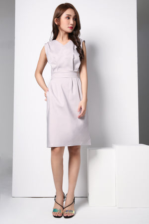 Sheath Dress 8634