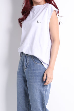 Sleeveless Top 10725A