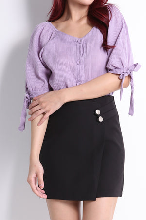 Front Button Top 10797A