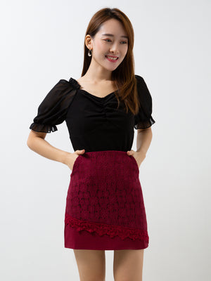 Lace Skirt 12057
