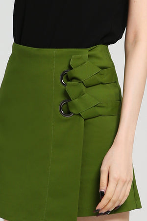 Plain Skirt 2502 - ample-couture