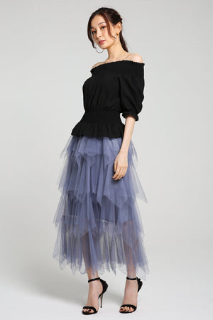 Layered Tutu Skirt 2565