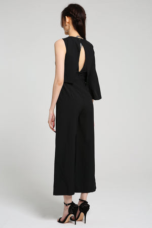 One Side Trumpet Jumpsuit 2568