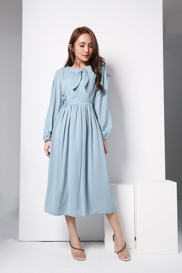 Long Sleeve Dress 8854