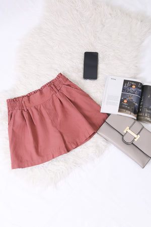Plain Short Pants 2654