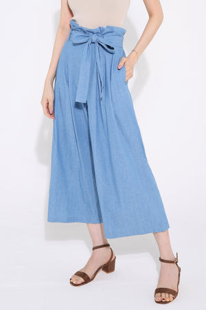 Denim Long Pants 2682