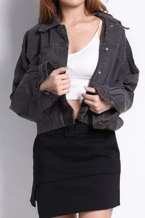 Denim Jacket 10208