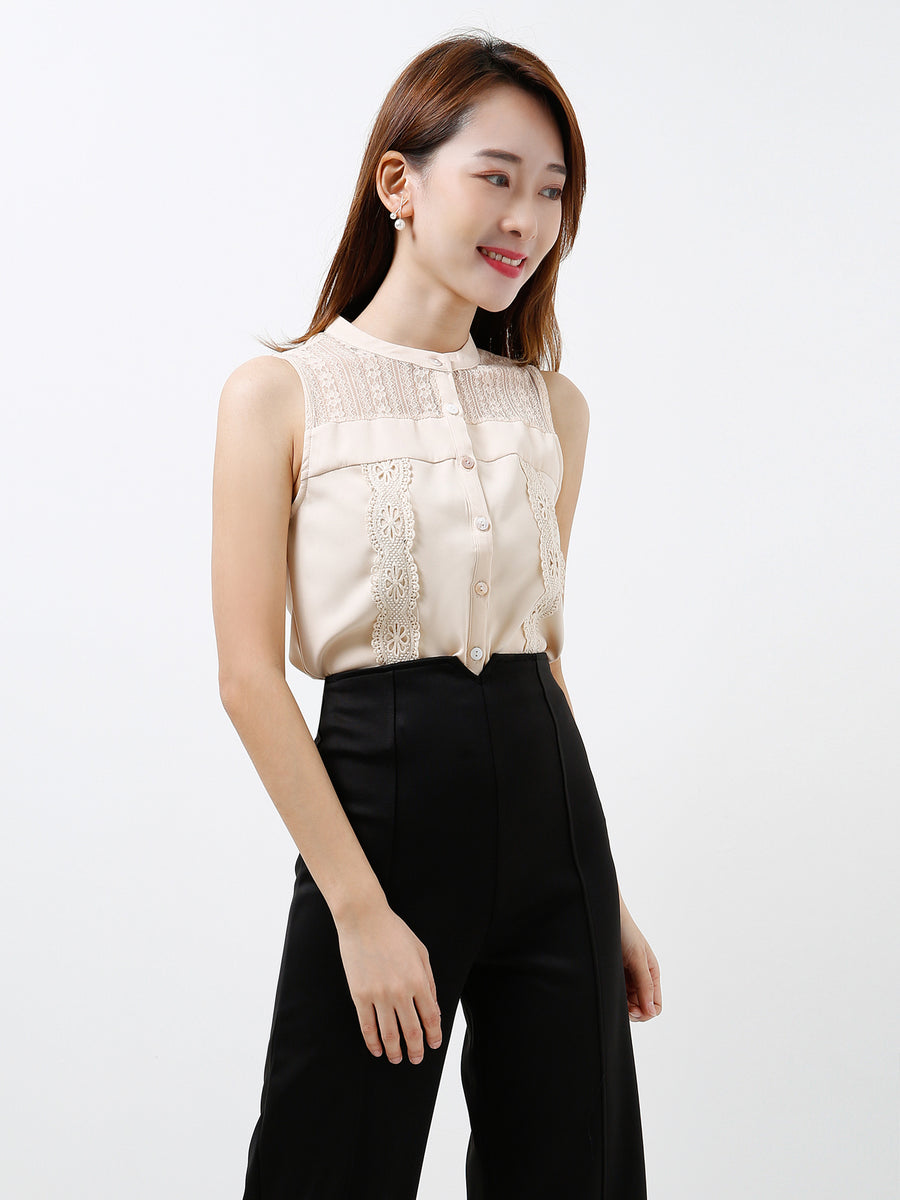 Front Button Top 12211