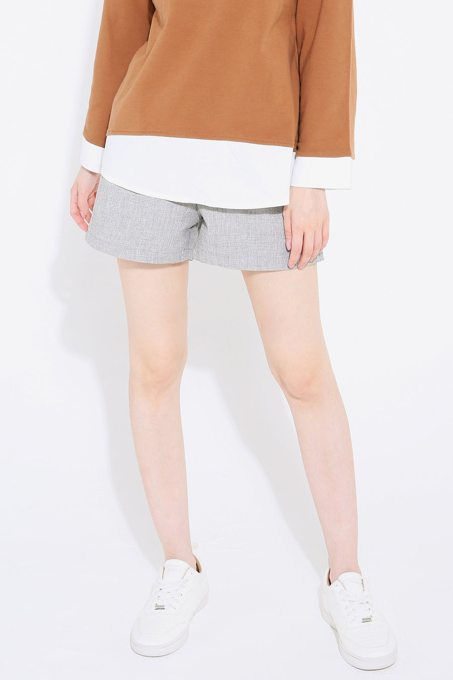 Ring Short Pants 2809 - ample-couture