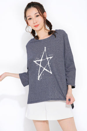 Star Stripe Tee 2805