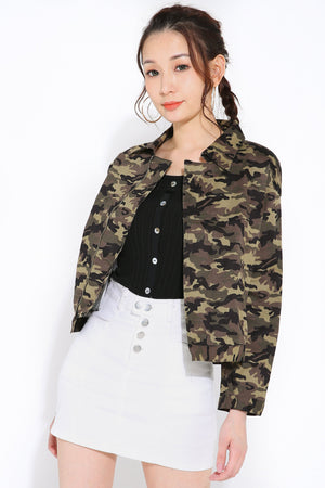 Army Jacket 2815 - ample-couture