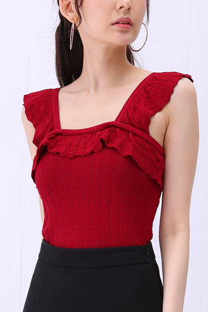 Knit Top 2828 - ample-couture