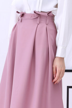 Flare Skirt 2862 - ample-couture