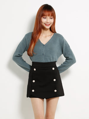 Basic Knit Cardigan 13363