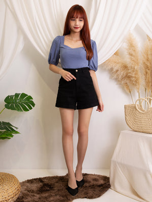 Sqaure Neck Top 11565