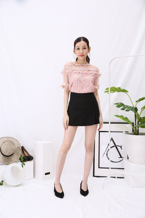 Lace Blouse 2944