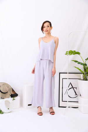 Singlet with Long Pants Set 2993 - ample-couture