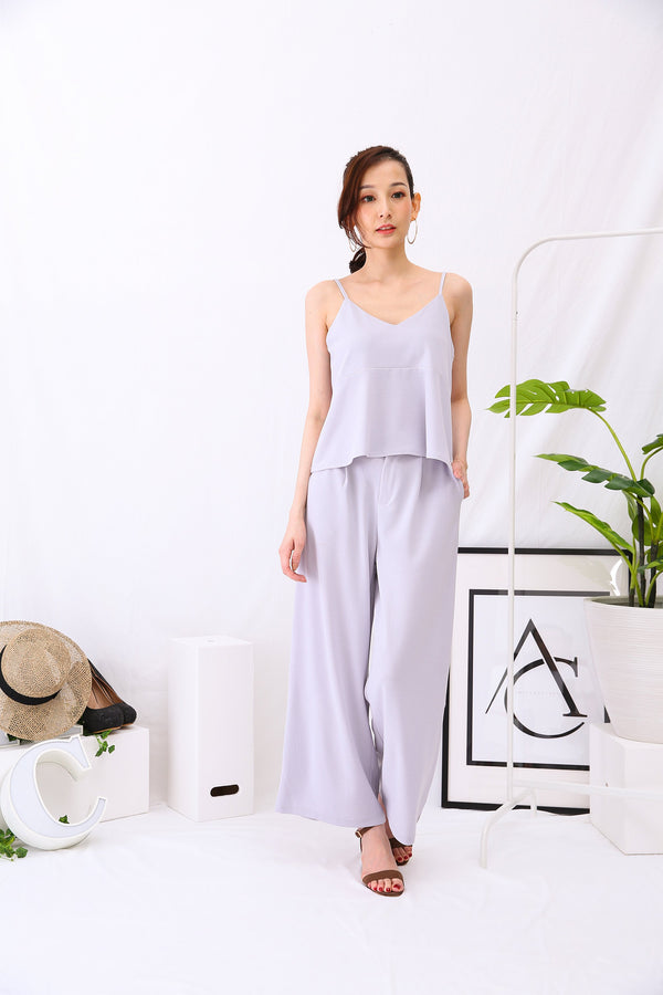Singlet with Long Pants Set 2993
