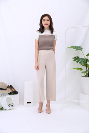 Plain Long Pants 3173