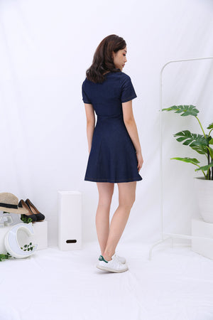 Jeans Dress 3225 - ample-couture