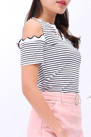 Stripe Top 3283