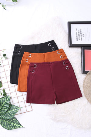Ring Short Pants 3285 - ample-couture