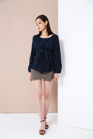 Plain Top 3290 - ample-couture