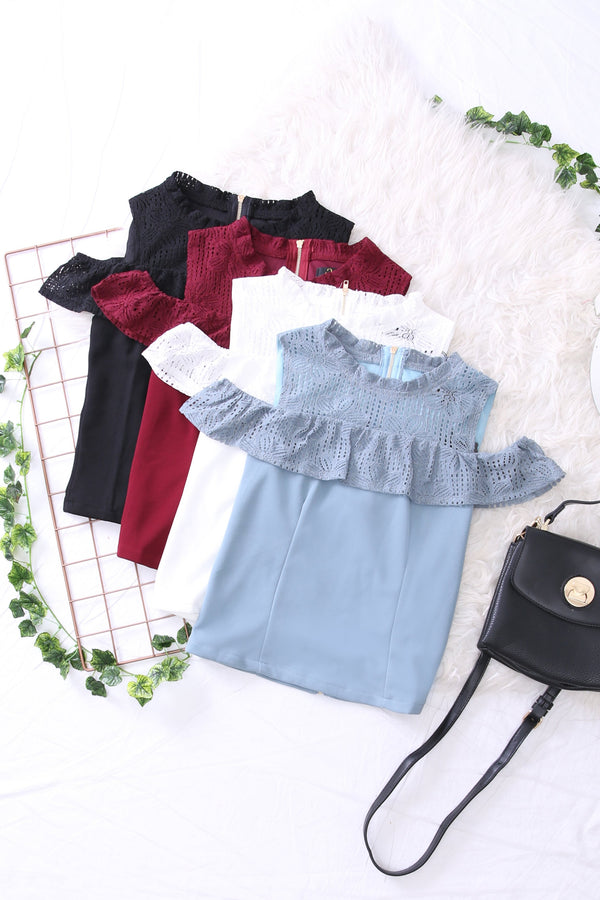 Lace Top 3324