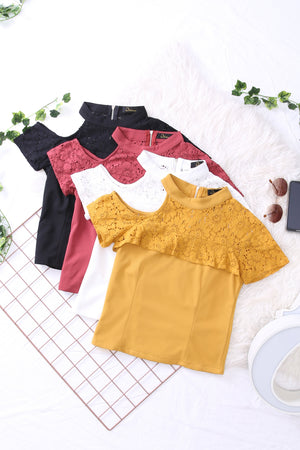 Lace Top 3325