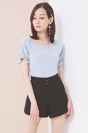 Plain Top 3638 - ample-couture